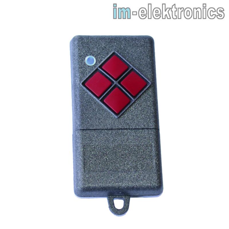 S10-868A4L05, Mini-Handsender, 4-Kanal, 868 MHz Linear-Code